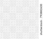 vector seamless pattern. trendy ... | Shutterstock .eps vector #793882630