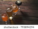 pale  dark  unfiltered pale and ... | Shutterstock . vector #793894294