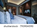 elegant and comfortable home  ... | Shutterstock . vector #793904590