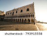 Doge S Palace In Venice Shot I...