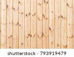 pine wood background japanese... | Shutterstock . vector #793919479