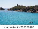 corsica  04 09 2017  the... | Shutterstock . vector #793933900
