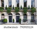 luxurious old apartament house... | Shutterstock . vector #793935124