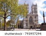 Westminster Abbey  London ...