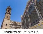 Mercado Central And Church...