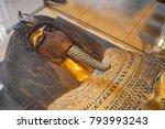 cairo  egypt   november 19 ... | Shutterstock . vector #793993243