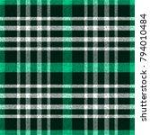 seamless traditional scottish... | Shutterstock .eps vector #794010484