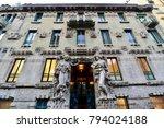 milano duomo  church   Shutterstock . vector #794024188