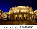 milano duomo  church   Shutterstock . vector #794024200