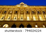 milano duomo  church   Shutterstock . vector #794024224