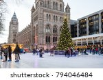 london  united kingdom   circa... | Shutterstock . vector #794046484