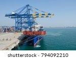 mundra  india   december 31 ... | Shutterstock . vector #794092210