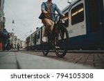 netherlands  amsterdam  28... | Shutterstock . vector #794105308