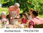 leisure  holidays and people... | Shutterstock . vector #794156740