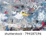 abstract background from... | Shutterstock . vector #794187196