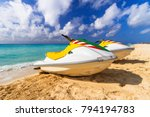 Jet Ski For Rent On The Beach...