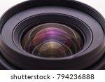 close up 50 mm lens glasses | Shutterstock . vector #794236888