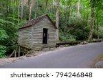reagan tub mill  roaring fork... | Shutterstock . vector #794246848