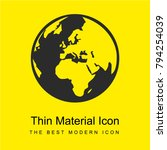 asmallworld logo bright yellow...