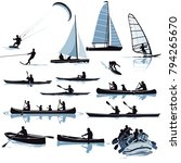 Various Water Sports...