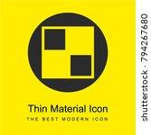 delicious logotype of squares...