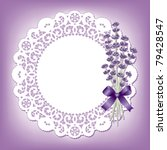 Vector   Sweet Lavender   Lace...