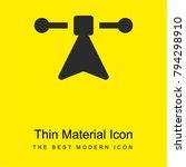 node bright yellow material... | Shutterstock .eps vector #794298910