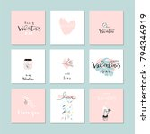 Romantic Collection Of Cute...