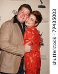 Small photo of LOS ANGELES - JUN 16: Derk Cheetwood, Carolyn Hennesy arriving at the ATAS Daytime Emmy Nominee Reception at SLS Hotel at Beverly Hills on June 16, 2011 in Beverly Hills, CA