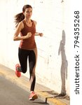 full body portrait of female... | Shutterstock . vector #794355268