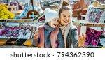 barcelona signature style....   Shutterstock . vector #794362390