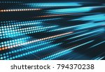 abstract motion background ... | Shutterstock . vector #794370238