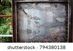 the texture is metallic.... | Shutterstock . vector #794380138