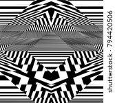 black and white background... | Shutterstock .eps vector #794420506