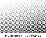 fade halftone background. pop... | Shutterstock .eps vector #794502418