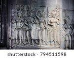 Ancient Sculpture Sandstone...