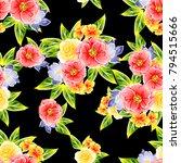 abstract elegance seamless...   Shutterstock .eps vector #794515666