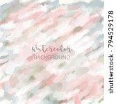 light pink green pastel... | Shutterstock .eps vector #794529178
