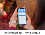 chiangmai  thailand   jan 16... | Shutterstock . vector #794539816