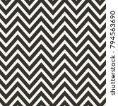 chevrons pattern texture or... | Shutterstock .eps vector #794563690