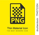 png file extension interface...