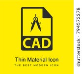 cad file format symbol bright...