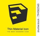 google sketchup logotype bright ... | Shutterstock .eps vector #794582560
