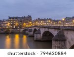 Pont Neuf In Central Paris ...