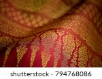 silk silk thailand | Shutterstock . vector #794768086