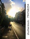 tel aviv city center and jaffa   Shutterstock . vector #794768254