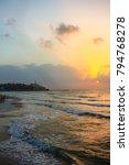 tel aviv city center and jaffa   Shutterstock . vector #794768278