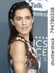 allison williams at the 23rd... | Shutterstock . vector #794780338