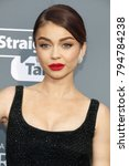 sarah hyland at the 23rd annual ... | Shutterstock . vector #794784238