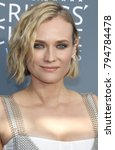 diane kruger at the 23rd annual ... | Shutterstock . vector #794784478